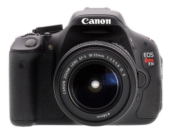 Câmera Dslr Canon T3i