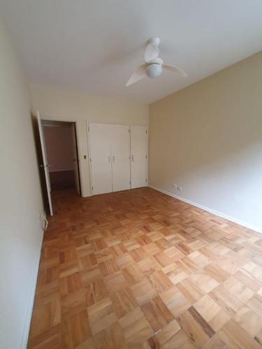 Apartamento Com 2 Dormitórios Para Alugar, 100 M² - Higienópolis - São Paulo/sp - Ap26757