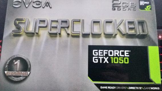Gtx 1050 2gb Superclocked Evga