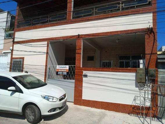 Casa Com 2 Dormitórios Para Alugar, 86 M² Por R$ 1.300,00/mês - Jacarepaguá - Rio De Janeiro/rj - Ca0126