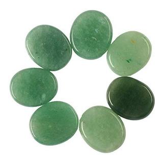 Natural Surtido De 7 Piezas Lote Piedra De Palma Cristal Q