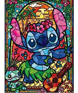 5d Diamond Painting Stitch Disney 30 X 40 Envío Inmediato