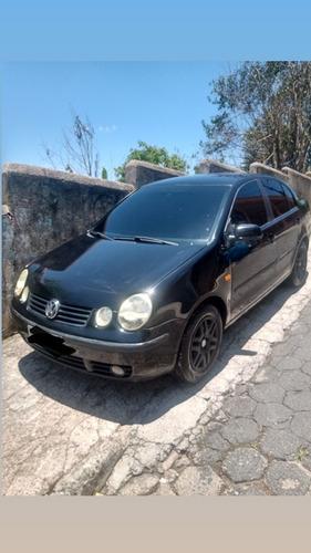 Volkswagen Polo 2004 2.0 Comfortline 5p