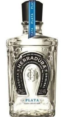 Mini Tequila Herradura Plata 50 Ml