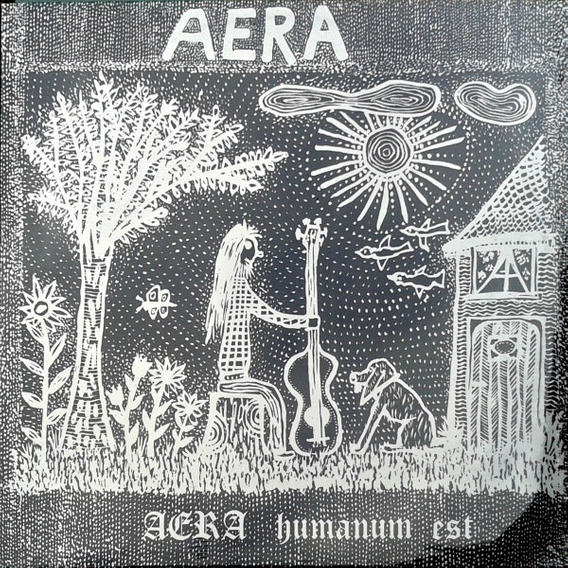 Aera - Aera Humanum Est Lp (lacrado)
