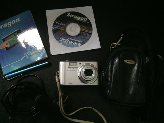 Camara Fotografíca Siragon T-4500 Pantalla Táctil 14