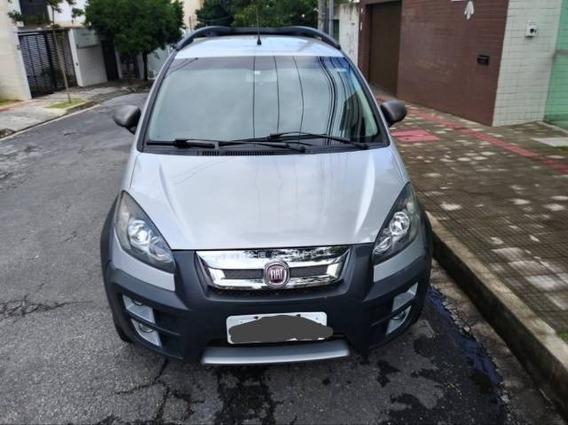 Fiat Idea 2012 1.8 16v Adventure Flex Dualogic 5p