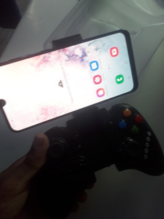 Galaxy A30 + Gamepad