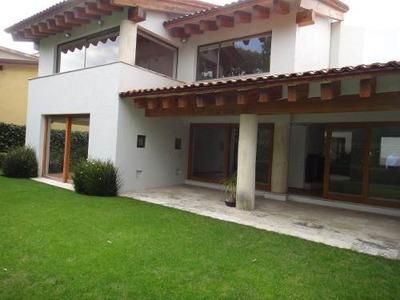 Casa En Venta Hacienda Santa Fe En La Loma