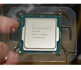 5 Peças Core I5 6500 1151 3.2 Hd Graphics 530 +frete Grátis