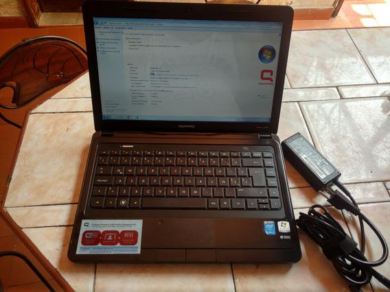 Laptop Compaq Presario Cq43 Corei3, 500 Gb Hhd, 4gb Ram