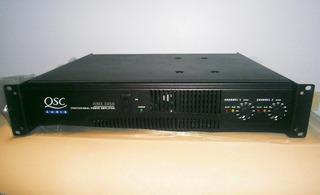 Amplificador Qsc Rmx 2450 Mirala !! Mackie Consola Shure Jbl