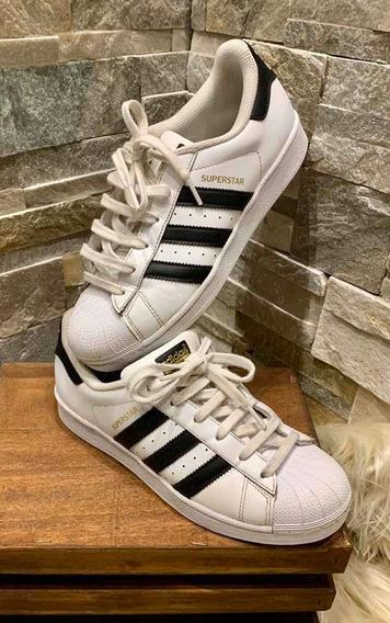 Zapatillas adidas Super Star Originales Como Nuevas!!!