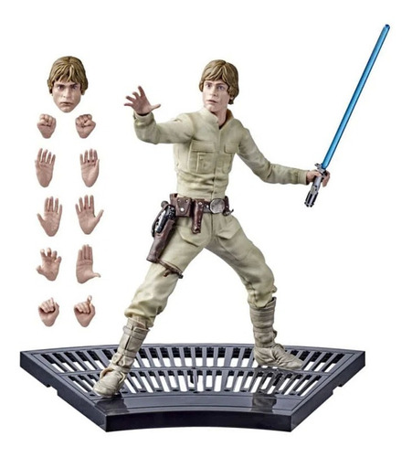 Figura Hr Star Wars Ep 5 Luke Skywalker