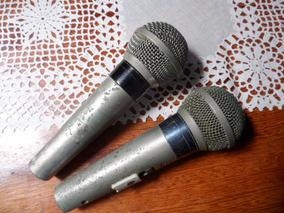 Microfone Le-son Sm58 Profissional (cada Unidade)