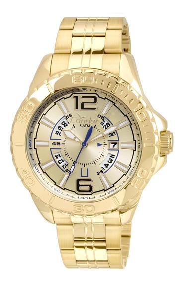 Relógio Condor Masculino Co2315bc\4d