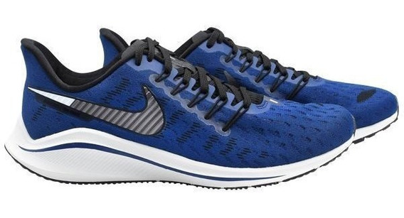 Tenis Nike Vomero 14 Azul Marinho Numero 40
