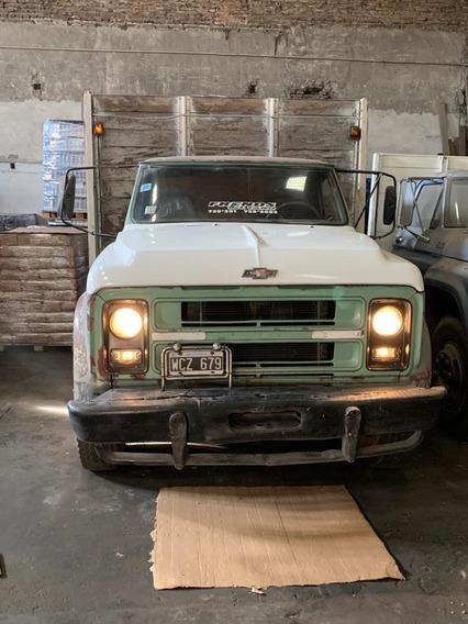 Chevrolet C-60 Motor Mercedes Benz 1114