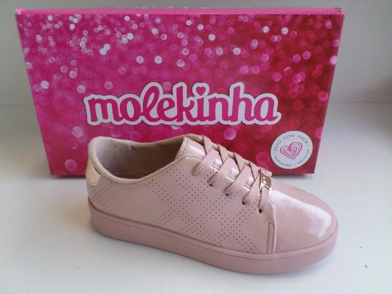 Tênis Infantil Feminino Molekinha Ref-2516.203