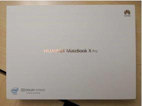 Huawei Matebook X Pro 13.9 Core I7 Laptop - 512 Gb