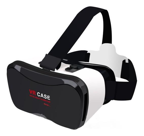 3d Vr Vidro Virtual Reality Óculos 5 Plus Vidro Immersivo 3d