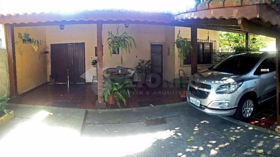 Casa Residencial À Venda, Centro, Caraguatatuba. - Ca0041