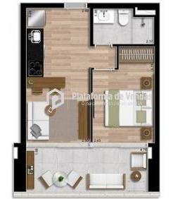 Imagem 1 de 1 de Apartamento Com 1 Dormitório À Venda Por R$ 416.968 - Bosque Maia - Guarulhos/sp - Ap0398