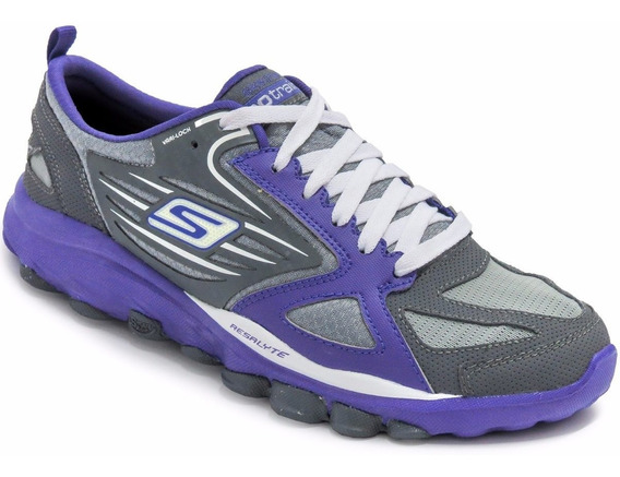 Zapatillas Skechers Go Train Running Importadas Mujer Gym