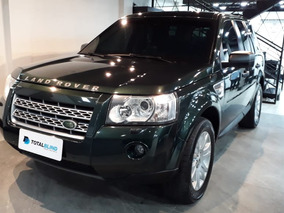 Land Rover Freelander2 Se I6 Blindado - 2010