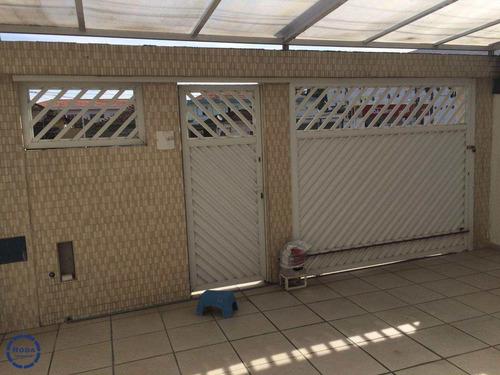 Casa Com 3 Dorms, Areia Branca, Santos - R$ 540 Mil, Cod: 10255 - V10255