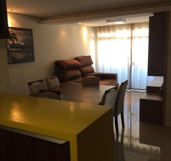 Apartamento Em Trindade, Florianópolis/sc De 112m² 3 Quartos À Venda Por R$ 480.000,00 - Ap270634