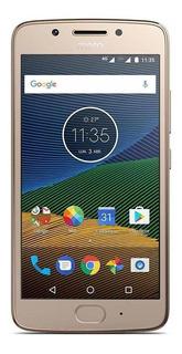 Moto G5 Dual SIM 16 GB Ouro-fino 3 GB RAM