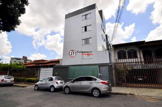 Cobertura 03 Quartos À Venda, Bairro Itapoã, Belo Horizonte - Mg. - 5564