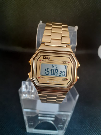 Relógio Qq Retrô Vintage