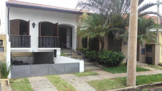 Casa Com 4 Dormitórios À Venda, 378 M² Por R$ 1.100.000 - Jardim Nossa Senhora Auxiliadora - Campinas/sp - Ca2074