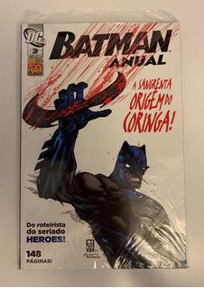 Hq Dc Comics Batman Anual 3 - A Sangrenta Origem Do Coringa!