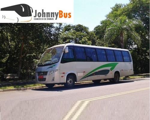 Micro Ônibus Rodoviário Volare W9 On - Ano 12/12 - Johnnybus