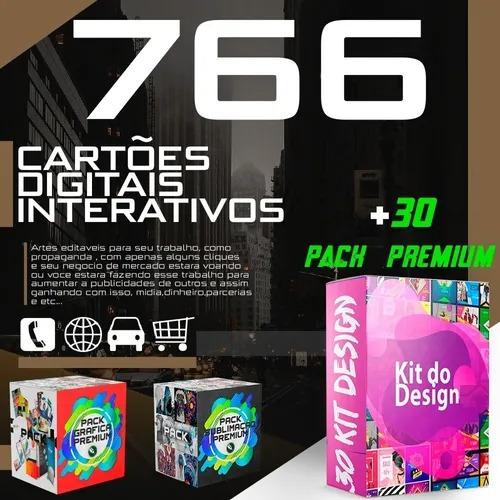 766 Cartoes Digital.editavel Em Psd E Power Point E Convite