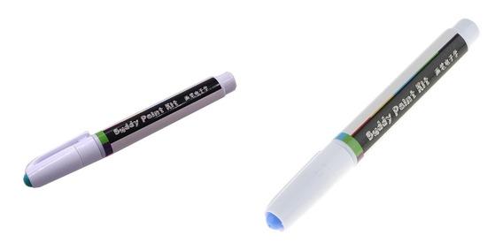 2 Pcs Circuito Eletrônico De Caneta Tinta Condutiva Instant