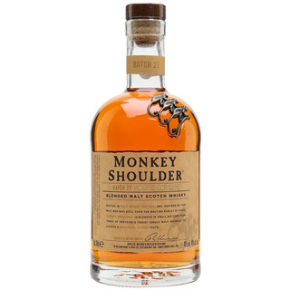 Whisky Monkey Shoulder Blended Malt Botellon De Litro