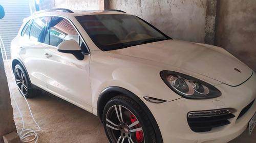 Porsche Cayenne S Blindada Nível 3