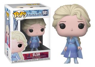 Figura Funko Pop Animation Disney: Frozen 2 - Elsa