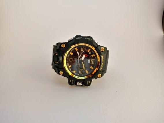 Relógio G Choque Masculino Digital Militar