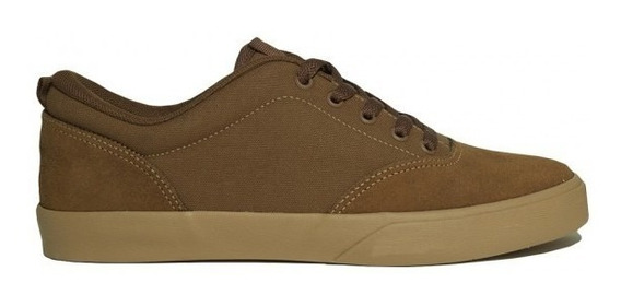 Zapatillas Captain Fin Montecarlo Gamuza Brown - Cf001202