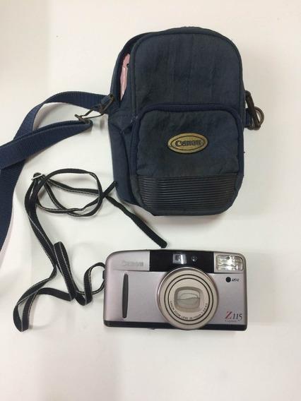 Camera Canon Z115 (vintage) Raridade