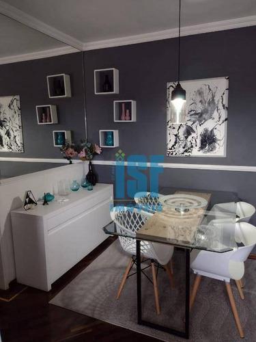 Imagem 1 de 22 de Apartamento À Venda, 55 M² Por R$ 375.000,00 - Butantã - São Paulo/sp - Ap25257