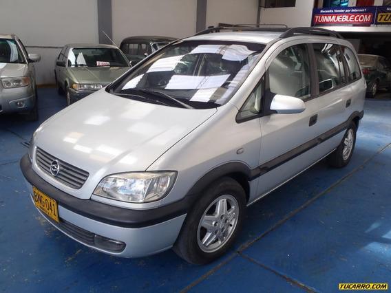 Chevrolet Zafira F.e