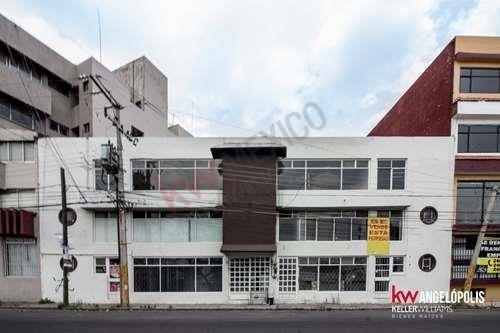 Se Vende Edificio, A Unos Metros De Plaza Dorada, Puebla.