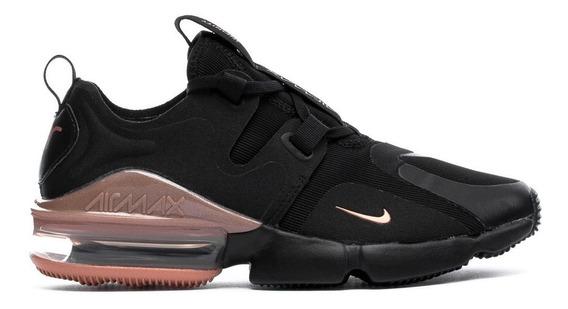 Zapatillas Nike Air Max Infinity Originales Mujer Hay 39arg