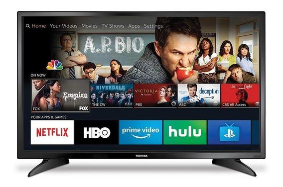 Tv Led Smart Toshiba 32 Pulg 720p Hd Fire Tv Edition Netflix